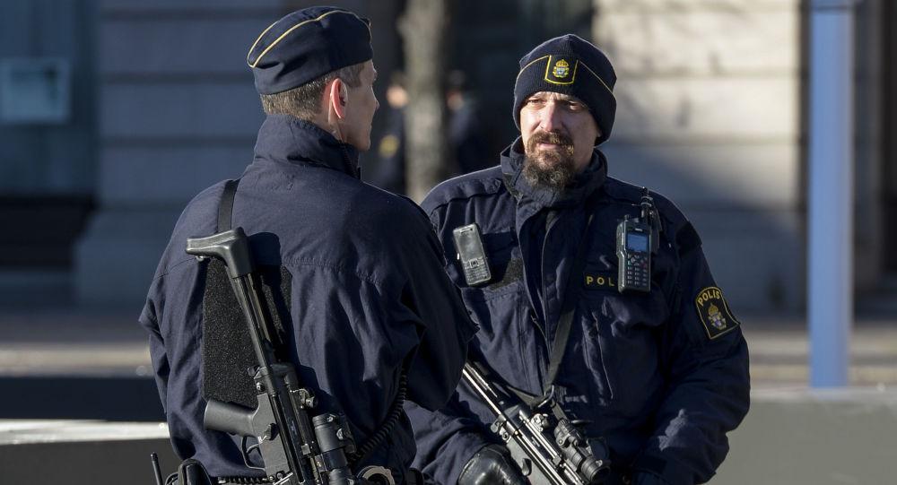 انفجار در شهر مالمو در سوئد