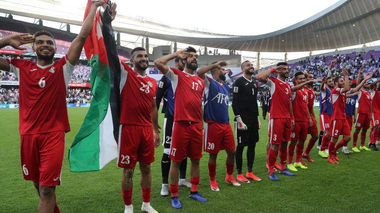 جام ملت های آسیا - اردن و سوریه
