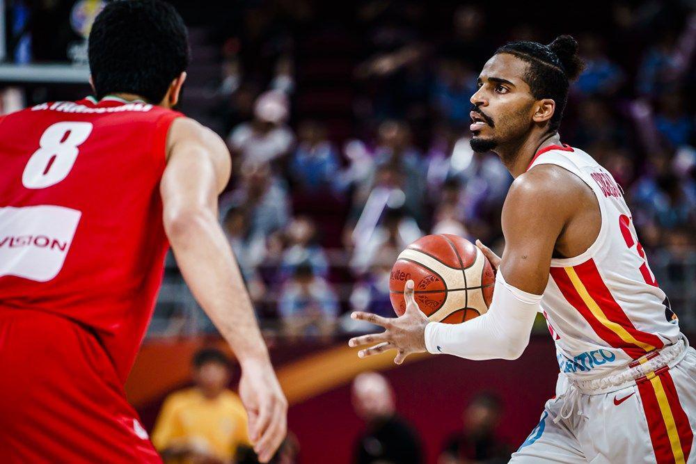 جام جهانی بسکتبال 2019 - ایران - آنگولا