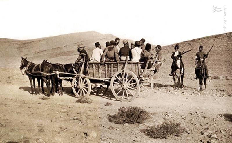 عکس | پلیسراه اصفهان در 96 سال پیش!