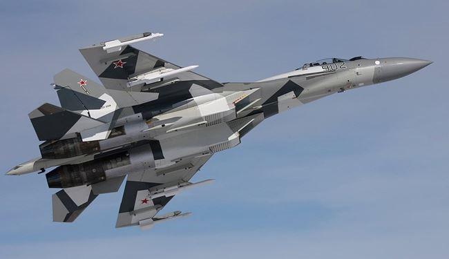 روسها آسمان و آبهای مدیترانه را بستند