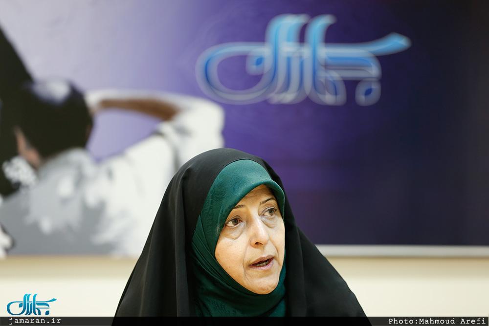 زنان ایران در مسیر پیشرفت قرار دارند