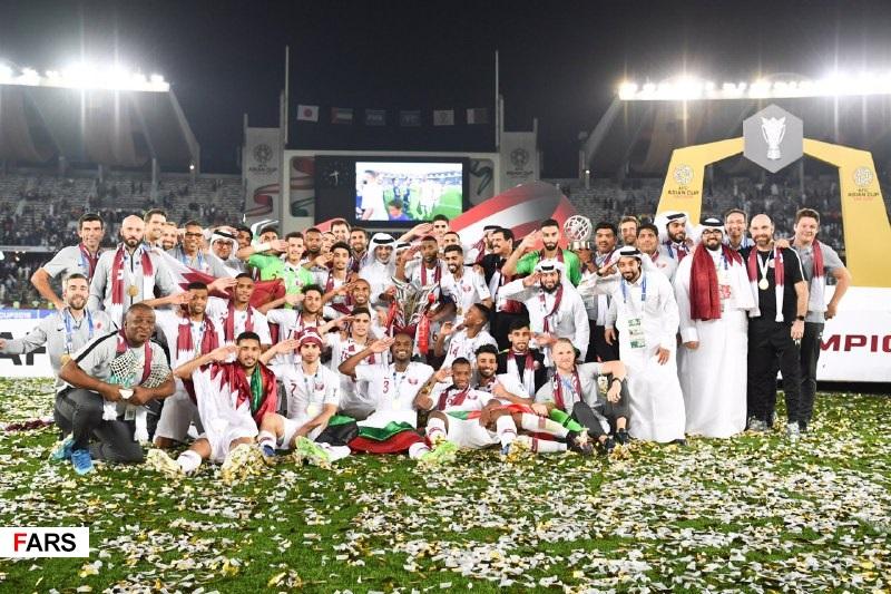 جام ملت های آسیا - قطر و ژاپن