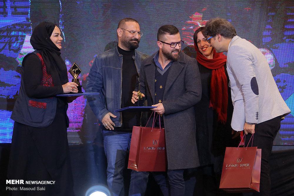 جشن منتقدان سینمای ایران