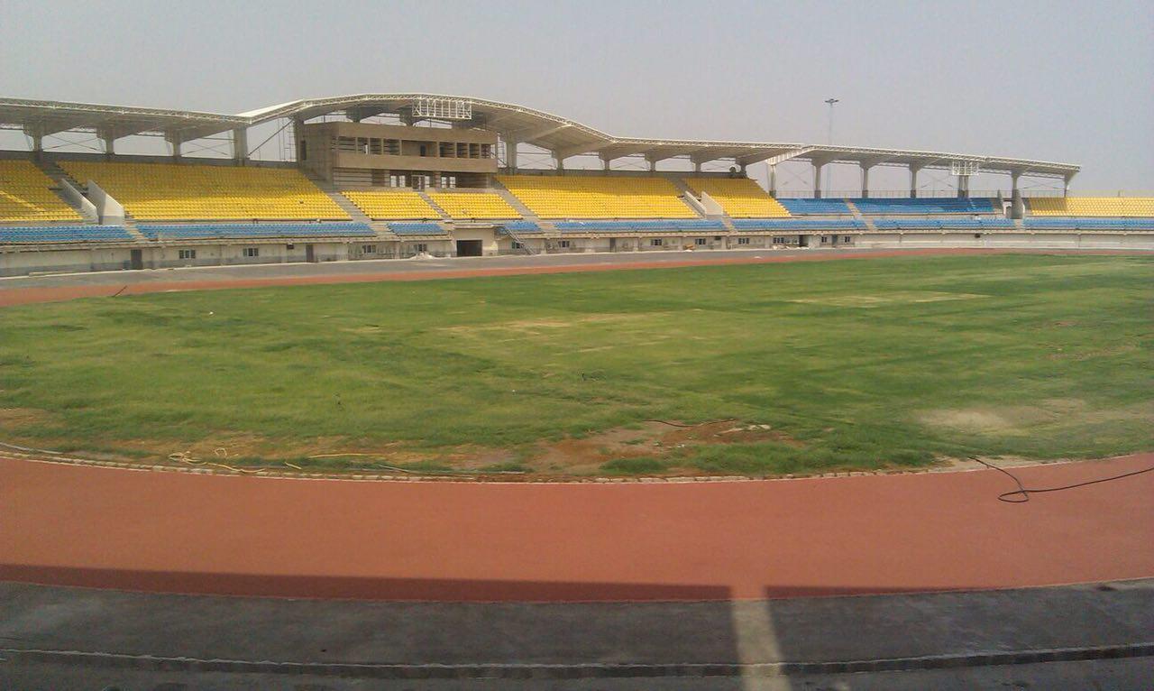 ورزشگاه نفت و گاز اروندان خرمشهر