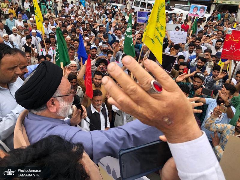 تظاهرات-کشمیر-2