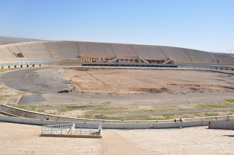 ورزشگاه های کشور عراق ورزشگاه مدرن بصره ورزشگاه الزورا ورزشگاه التاجیات بغداد سازنده ورزشگاه کربلا زیباترین ورزشگاه فوتبال جهان استادیوم های جهان اخبار کربلا اخبار فوتبال خارجی اخبار عراق