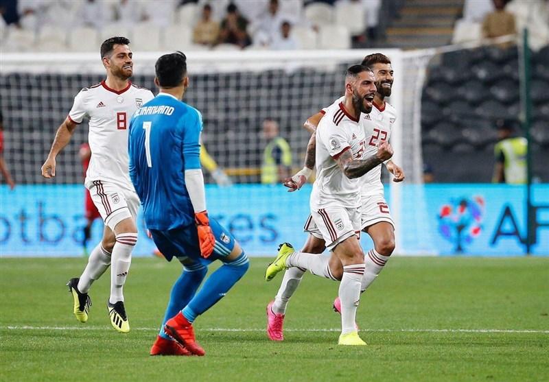 جام ملت های آسیا- ایران و یمن