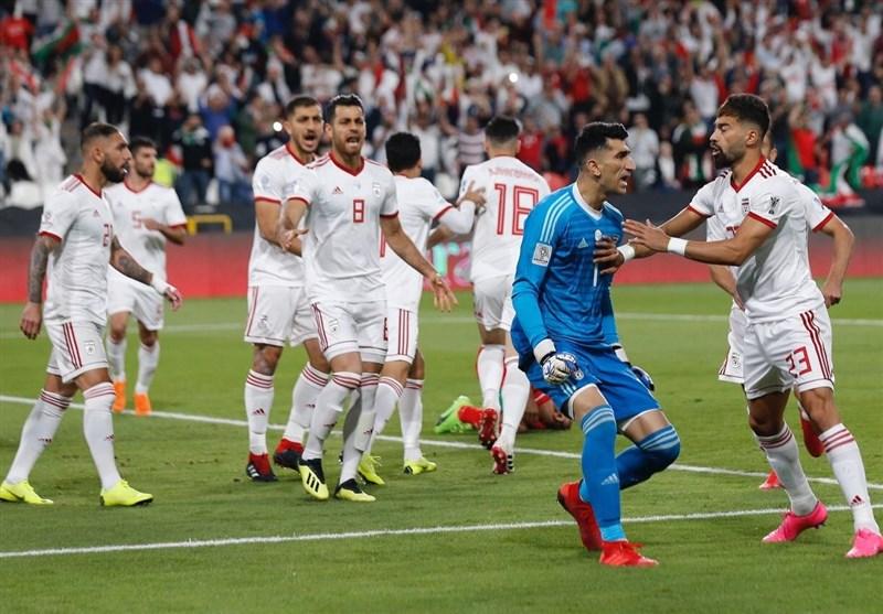 جام ملت های آسیا - ایران و عمان بیرانوند