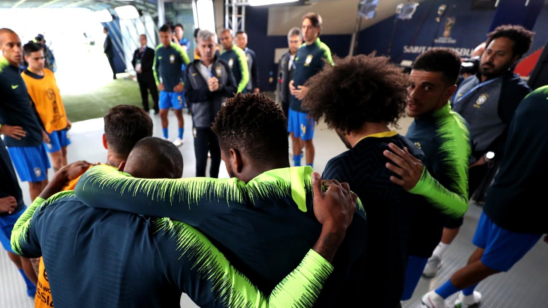 جام جهانی - برزیل و کاستاریکا