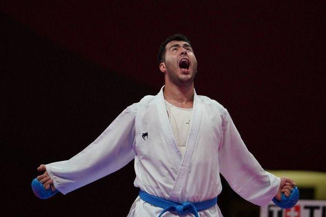 تیم کومیته مردان به دنبال هتریک در قهرمانی جهان کاراته