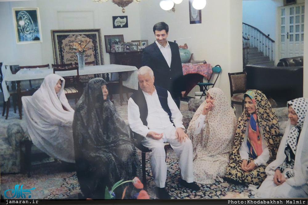 خانه موزه آیت الله هاشمی رفسنجانی