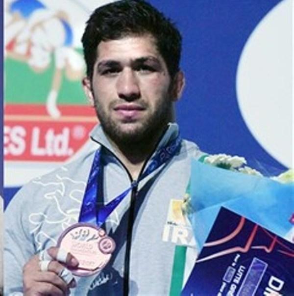 ایران شانس اول قهرمانی کشتی رقابت های جاکارتا است