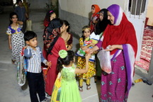گرگیعان آیینی کهن از ماه رمضان در شهرهای جنوبی استان بوشهر