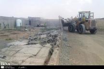 مدیر جهادکشاورزی ورامین: 30 مورد ساخت و ساز غیرمجاز تخریب شد