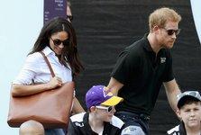 ظاهر شدن عروس جدید ملکه انگلیس در انظار + تصاویر
