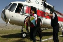 هلال احمر ایلام به 10 هزار و 833 سیل زده امداد رسانی کرد