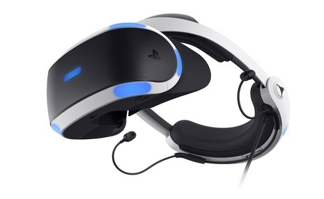 هدست جدید واقعیت مجازی پلی استیشن VR سونی