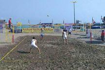 گلستان میزبان 2 دوره مسابقات والیبال ساحلی کشور شد