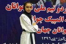 تکواندوکار کرمانشاهی به مسابقات قهرمانی جهان اعزام می شود