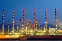 بازدید مدیران ارشد صنایع جانبی استان خوزستان از پالایش گاز یادآوران خلیج فارس