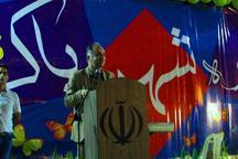 جشنواره شهر پاک در آستارا برگزار شد