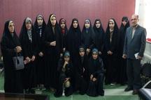 کسب 15مقام دانش آموز کهگیلویه و بویراحمد در مسابقات قرآن، عترت و نمار کشور