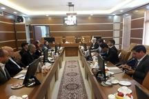 """روابط پارک علم و فناوری کردستان و دانشگاه """"راپه رین"""" اقلیم کردستان گسترش مییابد"""