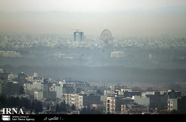 آلودگی هوا موجب لغو برنامه بازی فوتبال لیگ برتر در مشهد نشده است