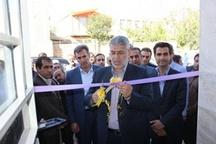 افتتاح ۱۴ پروژه طرح تحول سلامت در شبکه بهداشت و درمان شهرستان شازند در هفته دولت