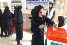 انتخابات شوراهای دانشآموزی در ۱۰۰ مدرسه مهریز برگزار شد