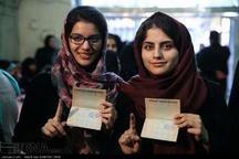 حضور پرشور رای اولی ها نشانه حرکت پرنشاط انقلاب اسلامی است