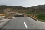 راه ارتباطی 751 روستا لرستان برقرار شد