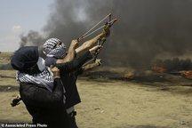 2 شهید  و دهها زخمی در هفتمین تظاهرات «بازگشت»+ تصاویر