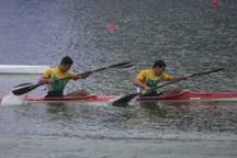 درخشش قایقرانان گیلانی در مسابقات قهرمانی آسیا