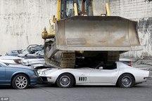 خودروهای لوکسی که به دستور رئیس جمهور له شدند+ تصاویر