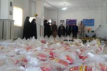 سبد عیدانه بین یکهزار و 680 خانوار مددجوی کمیته امداد میاندوآب توزیع شد