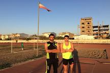 دوندگان ایران از گرگان به المپیک نوجوانان آرژانتین می روند
