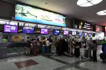معطلی4.5 ساعته مسافران پرواز تهران-بندرعباس