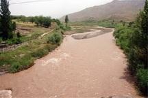 بخشدار: دبی رودخانه الموت در حال افزایش است
