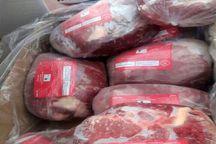 8 تن گوشت گوسفند منجمد در بیرجند توزیع شد