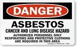 تنفس آزبست باعث سرطان می شود