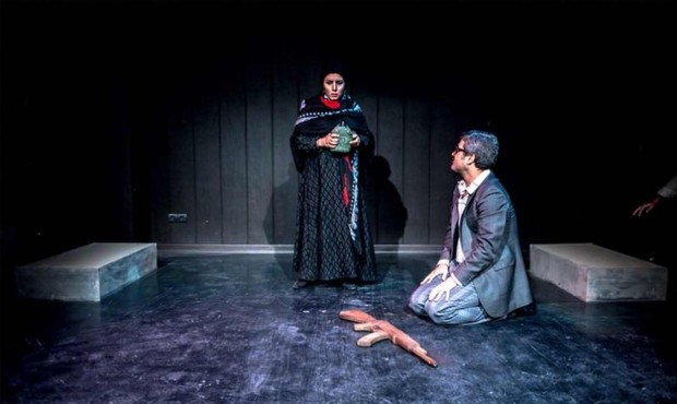 نمایش خاک شیرین در قزوین به روی صحنه می رود