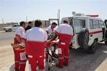 هلال احمر سمنان به 137 نفر امدادرسانی کرد
