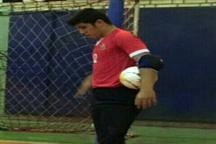 دعوت ورزشکار گتوندی به اردوی تیم ملی فوتسال جوانان