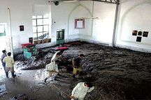 سیل 30 میلیارد ریال به مساجد خراسان شمالی خسارت زد