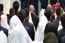 مراسم ازدواج 50 زوج قزوینی برگزار شد