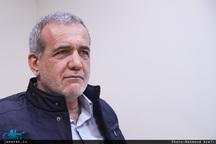 پزشکیان: شورای سیاستگذاری ائمه جمعه لغو سخنرانی رئیس مجلس در کرج را بررسی کند