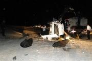 تصادفات جاده ای خراسان شمالی 4 قربانی داشت