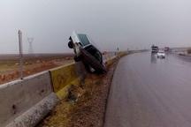 سوانح رانندگی در استان یک کشته و 18 زخمی برجا گذاشت